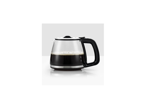 OBH Nordica lasikannu Cafe Primo Coffee Maker 2319 1,25l kahvinkeittimeen