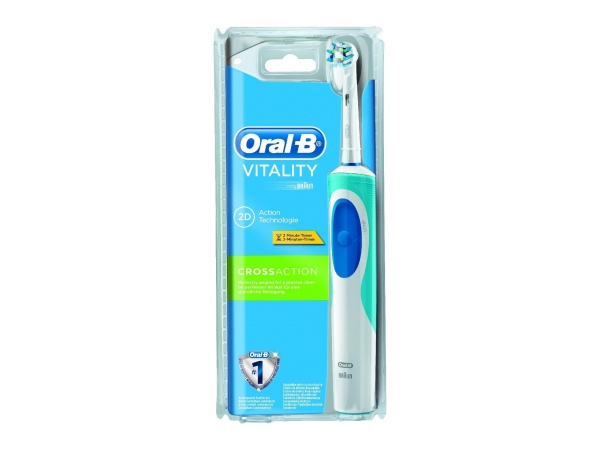 Oral-B Braun sähköhammasharja 2d Action Technologie CROSS ACTION