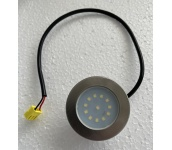 LED VALO 110-240V,AC 2W SENZ Liesituulettimeen
