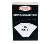 Moccamaster CUP-one No.1 suod.paperi 80x Techni Vorm