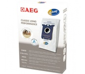 S-bag  Aeg,Electrolux pölypussi Classic Long Performance  GR201S 4kpl
